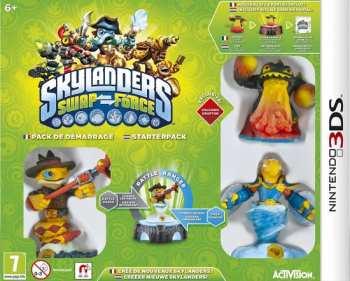 5510100149 Skylanders SWAP Force FR 3DS