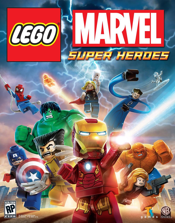 5510100177 LEGO Marvel Super Heroes FR PS3