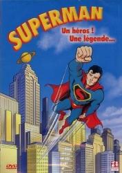 3770001947235 SUPERMAN, Un héros! Une légende… FR DVD