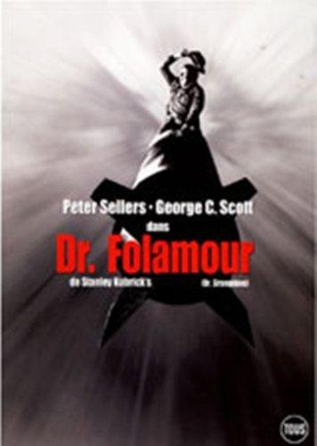 8712609592498 Dr Docteur Folamour (Dr Strangelove) DVD