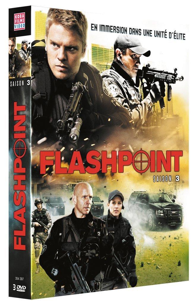 5051889035992 Flashpoint - Saison 3 FR DVD