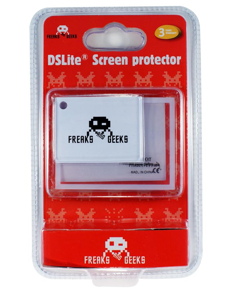 3760178620055 Films De Protection Ecrans Screen Protector Freaks N Geeks Pour DS Lite DSI
