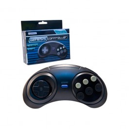 813048011569 Controller Manette Megadrive Genesis 6 boutons Tomee