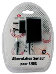 3760178623018 Power Alimentation Secteur NES/SNES/Megadrive 1