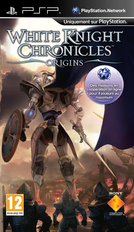 711719219316 White Knight Chronicles Origins Essentials FR PSP
