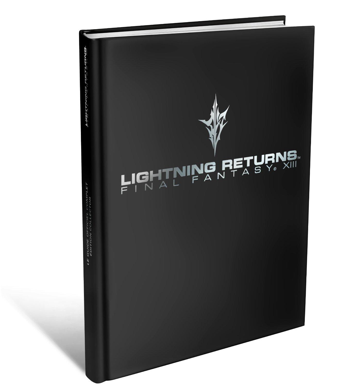 9781908172532 Guide Stratégique FF Lightning Returns Final Fantasy XIII 13 Collector FR