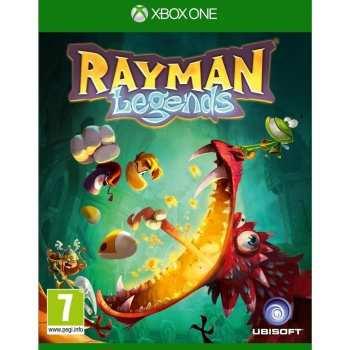 3307215774502 Rayman Legends FR Xbone