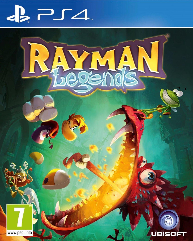 3307215774571 Rayman Legends FR PS4