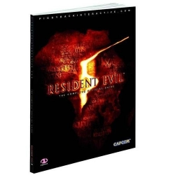 9781906064419 Guide Resident Evil 5 UK