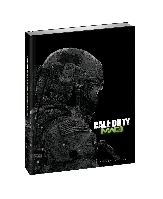 752073013486 Guide COD Call Of Duty Modern Warfare MWF3 III Hardened UK