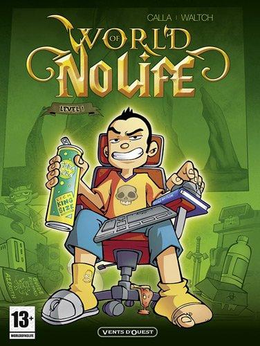 9782749304847 Livre WONL World Of NoLife Level 1