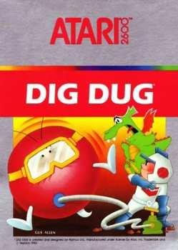 5510100292 Dig Dug (Atari) 2677 Atari VCS 26