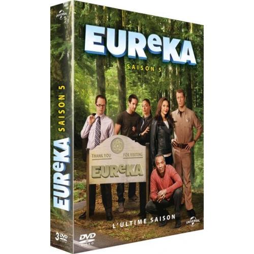 5050582934496  Town Called Eureka Saison 5 FR DVD