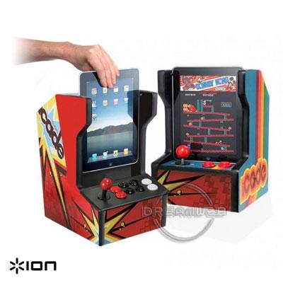 812715012595 Icade Arcade Cabinet For Ipad Oion