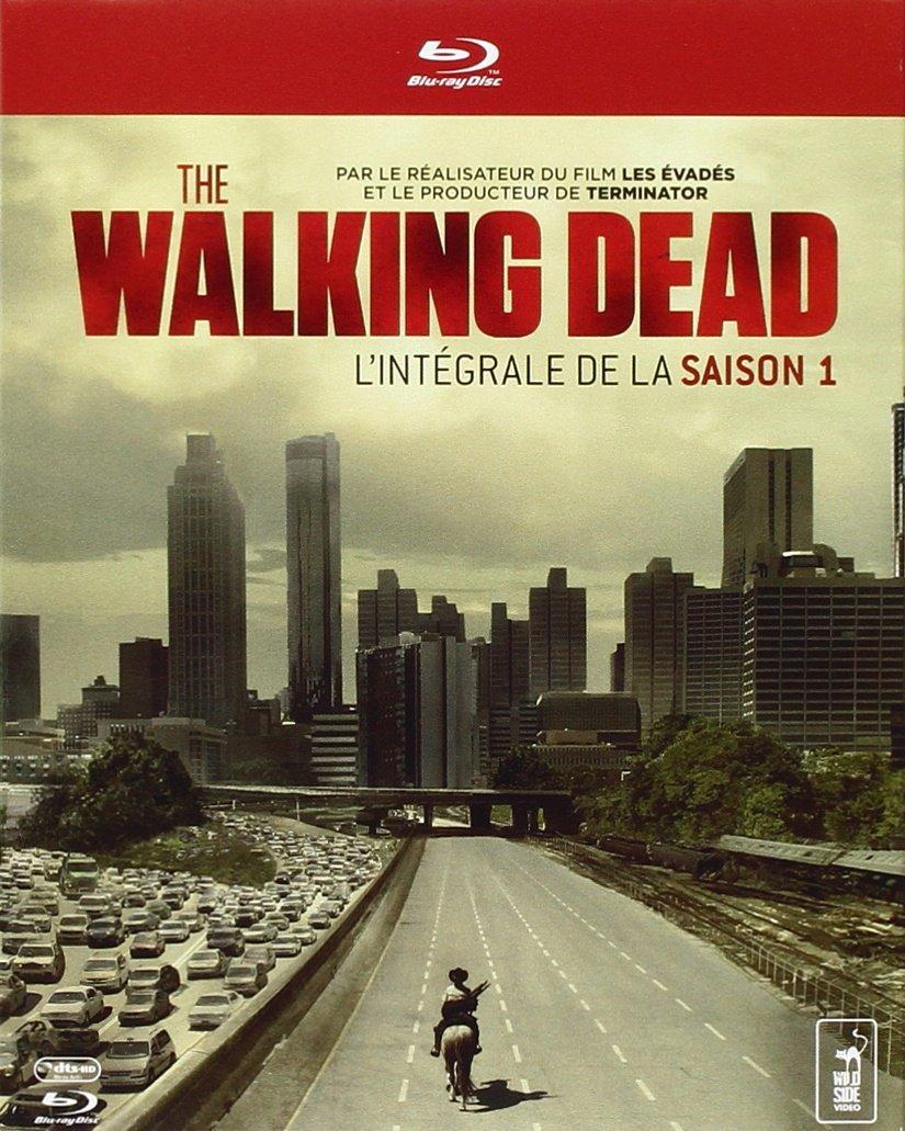 8713045231699 The Walking Dead Saison 1 FR Blu Ray