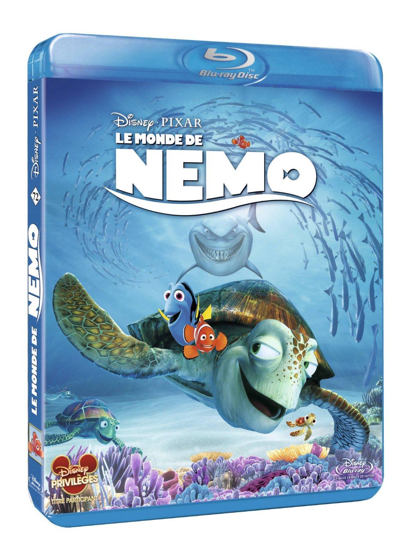 8717418167905 (Finding) Le Monde Nemo Disney Pixar FR BR