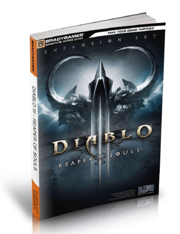 9788866311300 Guide Livre Diablo 3 Reaper Of Souls FR PC
