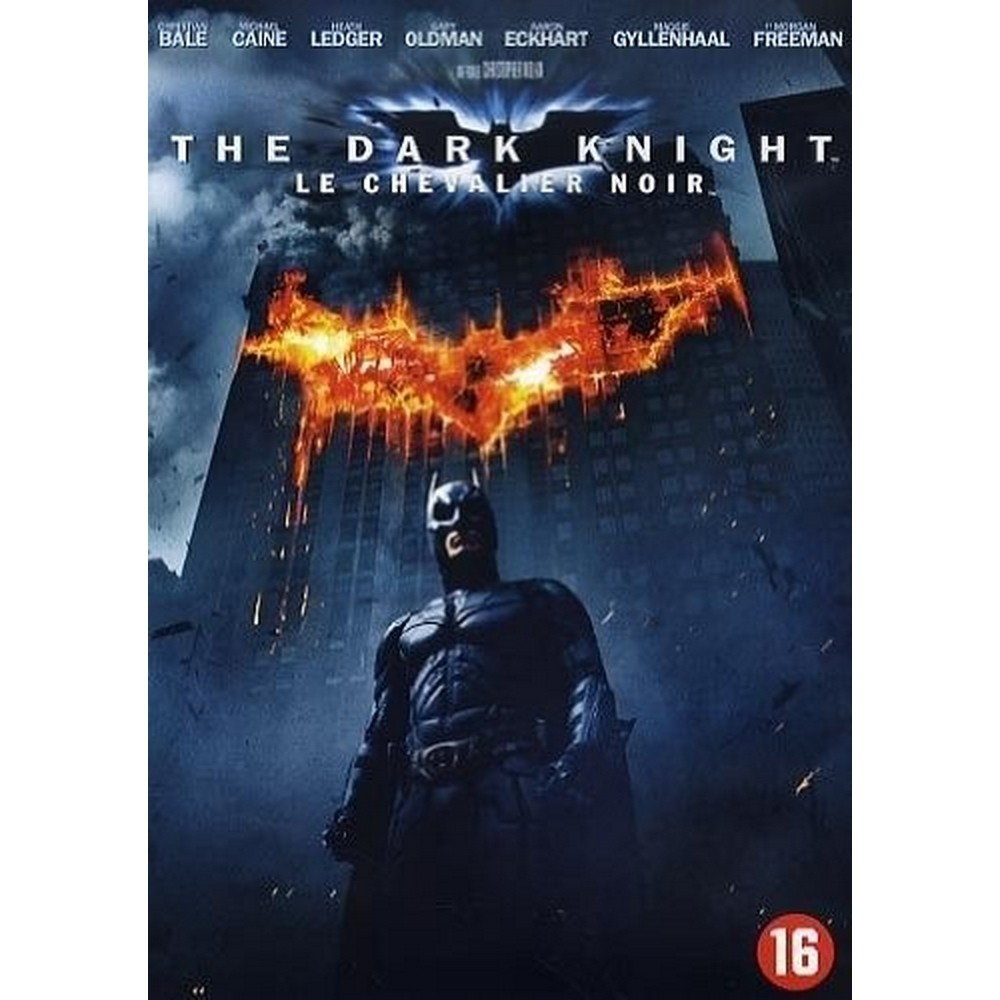 5051888002025 Batman The Dark Knight Le Chevalier Noir FR DVD