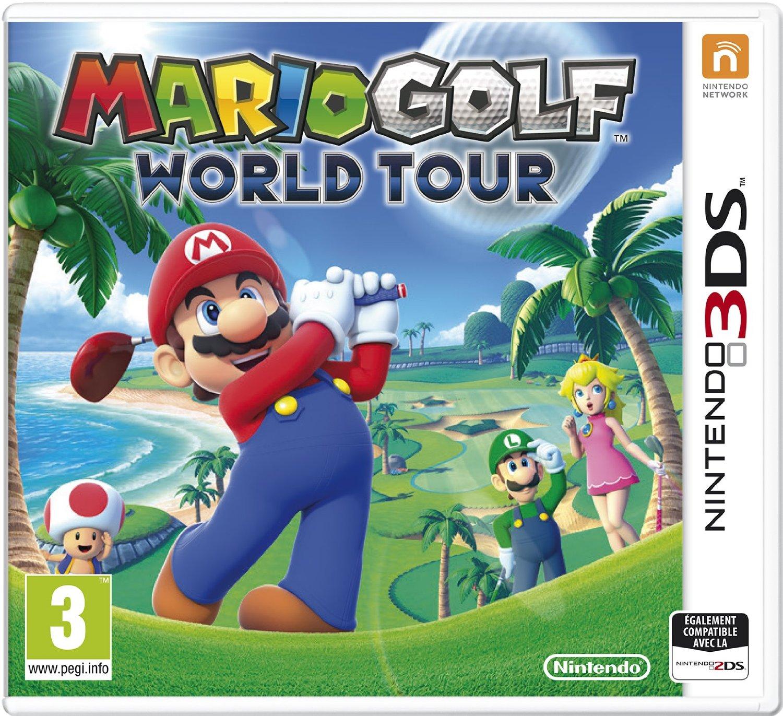 45496525309 Mario Golf World Tour 3DS