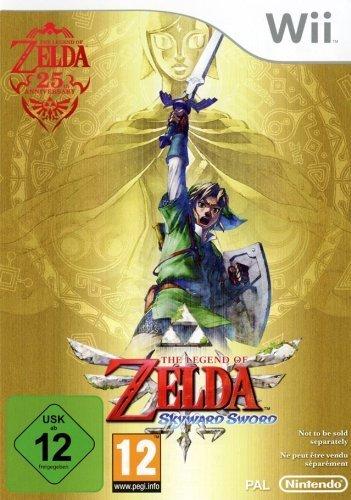 45496401054 The Legend Of Zelda Skyward Sword FR Wii