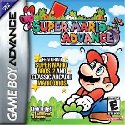 5510100502 Super Mario Advance FR GB