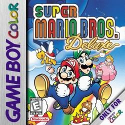 5510100516 Super Mario Bros Deluxe GB