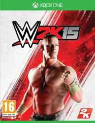 5026555283984 WWE 2k15 FR XBone