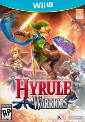 45496333515 Hyrule Warriors FR Wiiu
