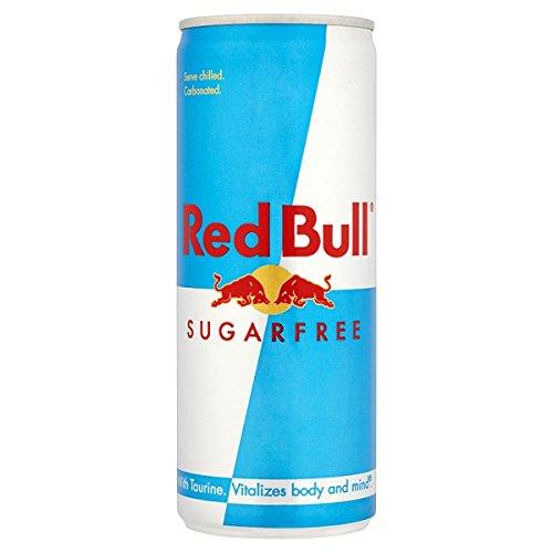 90162800 Red Bull Sans Sucre 250ml