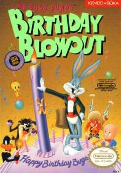 5510100633 Blowout NES