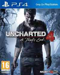 711719857044 Uncharted IV 4 A Thief S End FR PS4