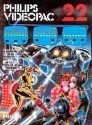 5510100788 Cartouche Videopack 22 le monstre de l espace