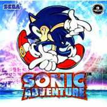 4974365503017 Sonic Adventure jap Sega Dreamcasst DC