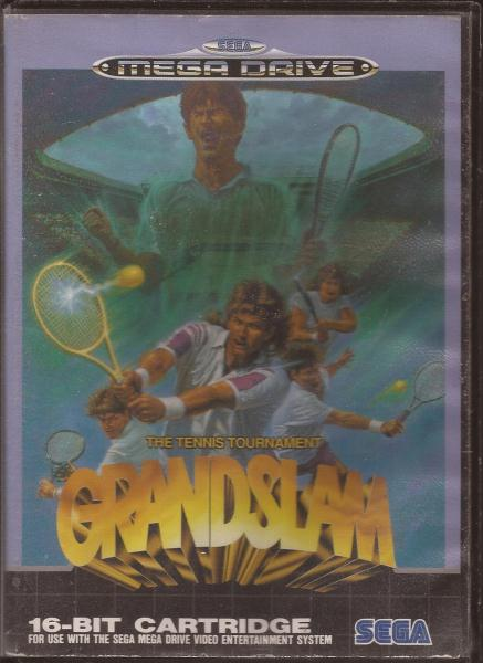 4974365612177 The Tennis Tournament Grandslam FR MD