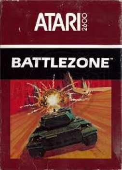 5510100927 Battlezone (warner) CX2681 Atari VCS 26