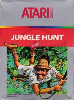 5510100934 Jungle Hunt (Warner) CX2688 Atari VCS 26