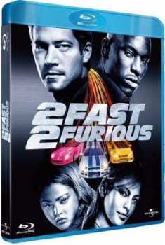 5050582734386 2 Fast 2 Furious The Fast And The Furious 2 FR BR