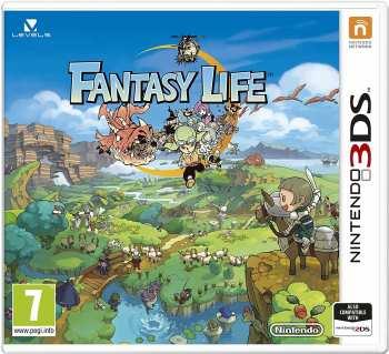 45496525941 Fantasy Life FR 3DS
