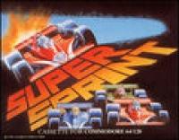 5510101048 Super Sprint C64