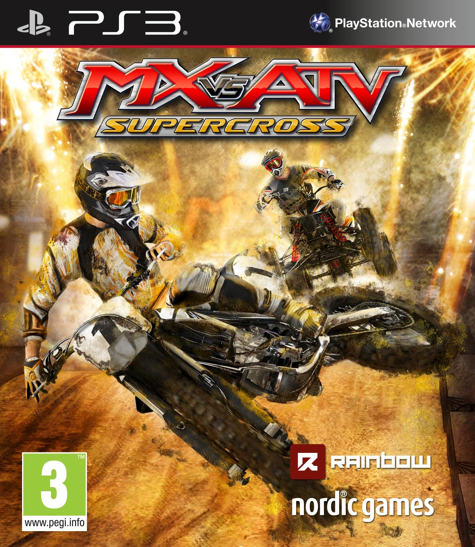 9006113006923 MX Vs ATV Supercross FR PS3