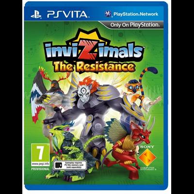 711719804710 Invizimals The Resistance FR PSVita