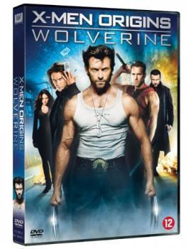 8712626043294 X Men Origine Wolverine FR DVD