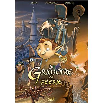 9782845657335 Le Grimoire De Feerie BD