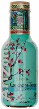 613008730734 Boisson Arizona Original Green Tea With Honey 50CL