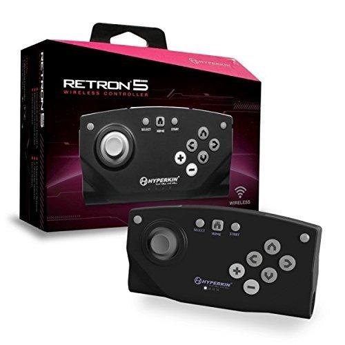 813048014607 Controlleur PAD Manette Retron 5 Black