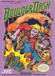 5510101287 Boulder Dash NES