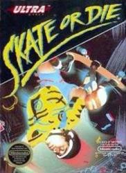 5510101300 Skate Or Die FR NES
