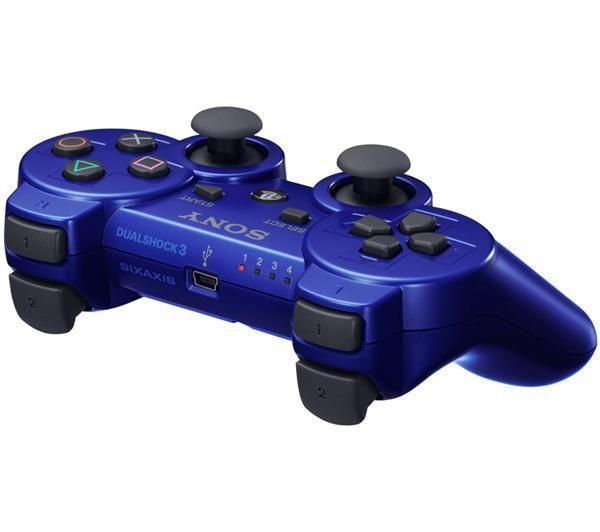 5510101304 Manette Controlleur  Dualshock 3 Black