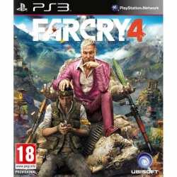 3307215793114 Far Cry 4 FR PS3
