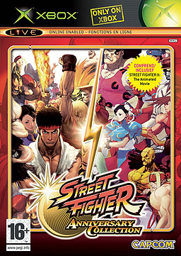5055060960561 Street Fighter Anniversary Collection FR XBOX